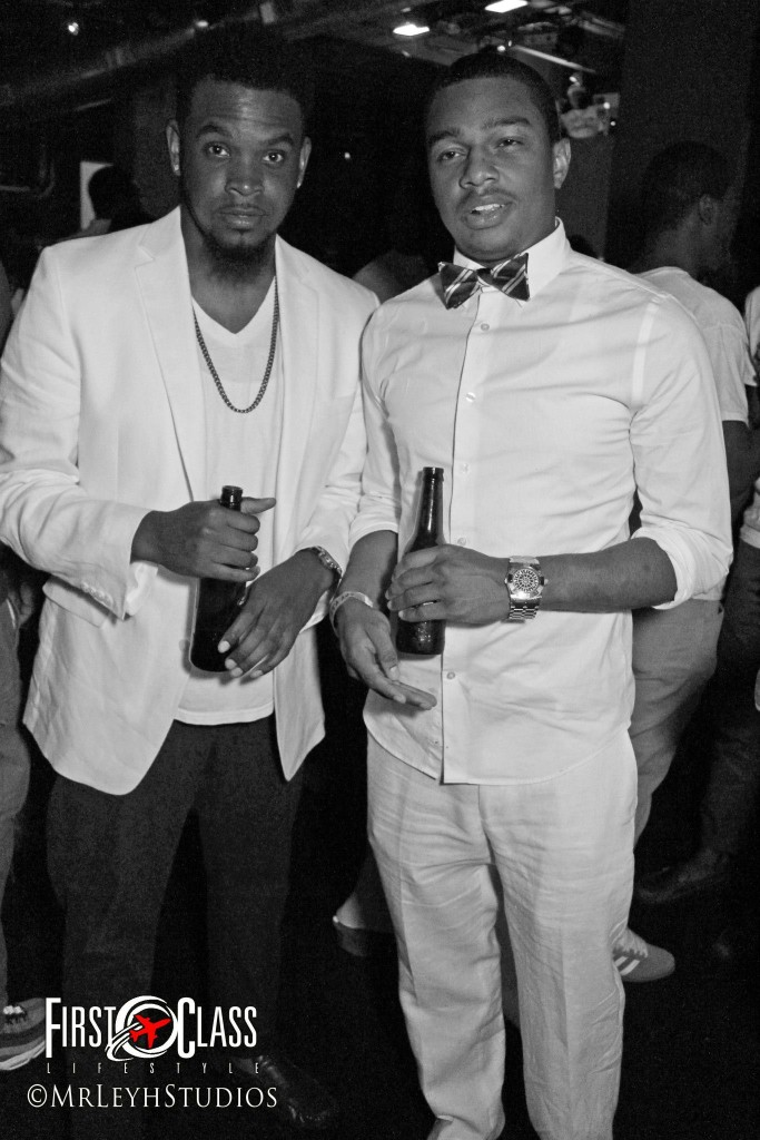 The Oscars All White Party
