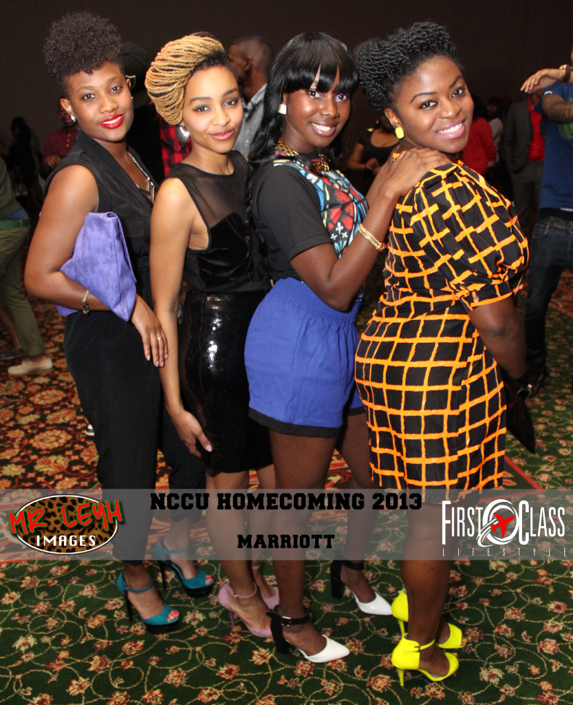 Vanity Homecoming 2013